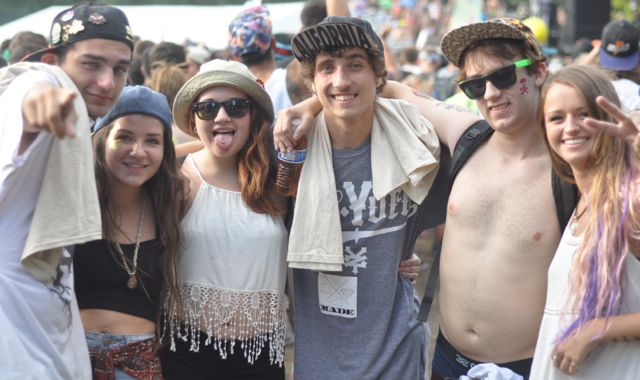 2014 North Coast Music Festival