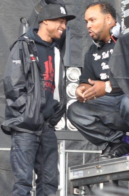 DJ Dummy and DJ K-Rock
